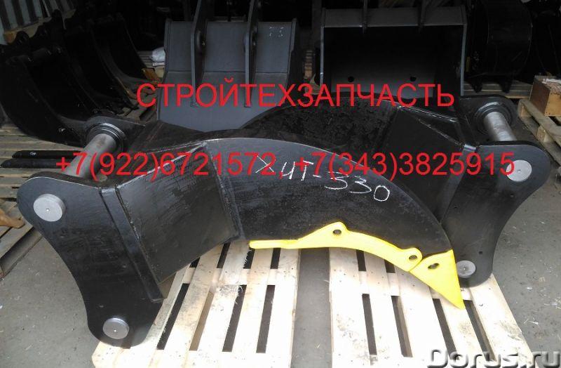 Зуб клык для экскаватора Hitachi zx 300 zx 330 - Запчасти и аксессуары - Зуб клык для экскаватора Hi..., фото 1