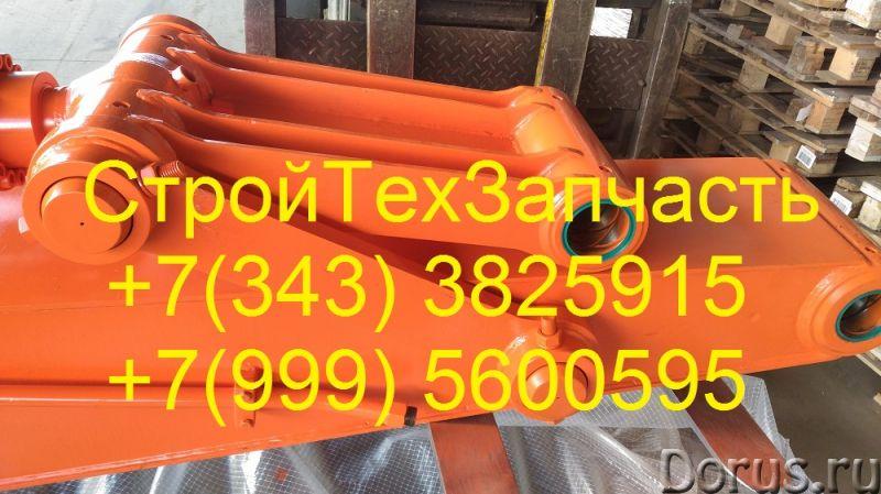 Гусек удлинитель на экскаватор под навесное оборудование - Запчасти и аксессуары - Гусек удлинитель..., фото 7